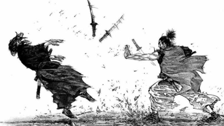 Vagabond best manga