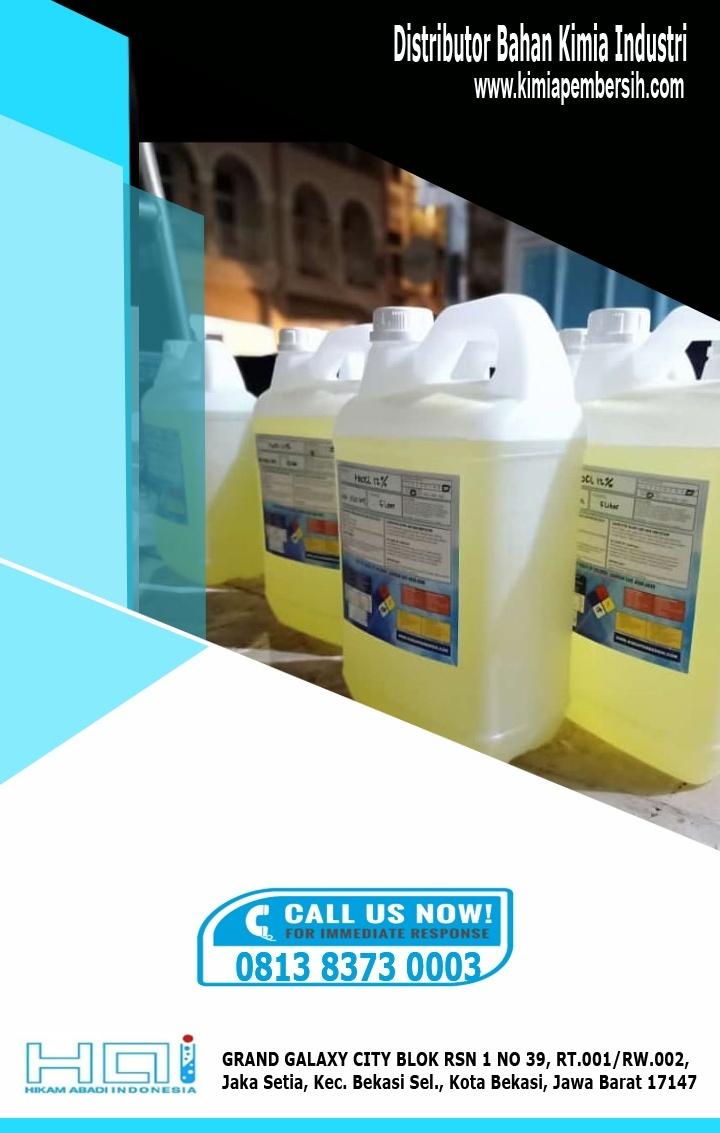Jual HCL 5 Liter Bekasi dan Sekitar