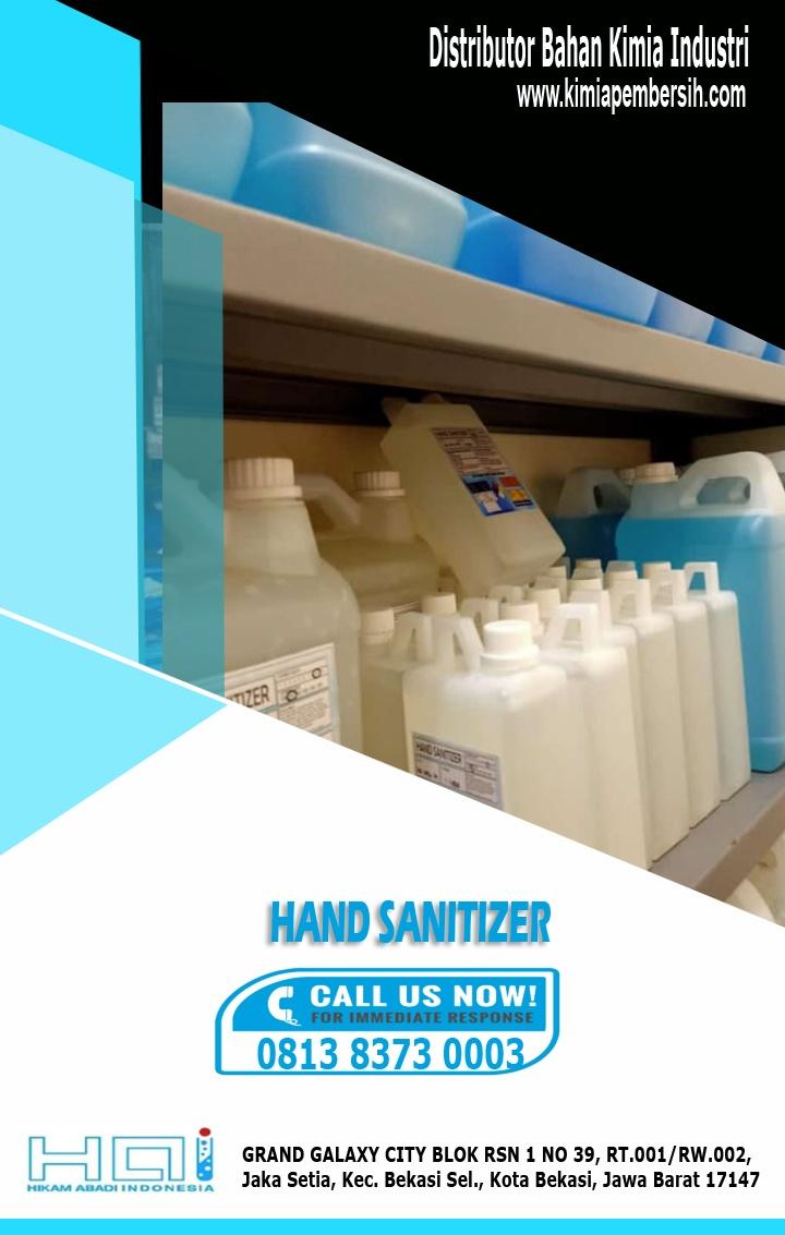 Jual Hand Sanitizer di Jakarta