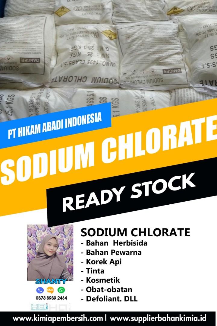 Jual Sodium Chlorate di Karawang
