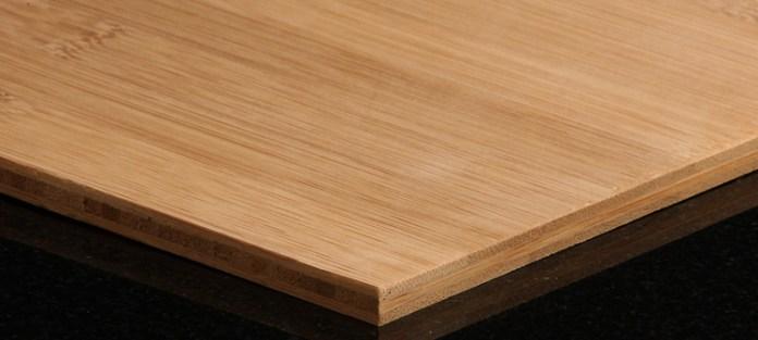 papan bambu laminasi
