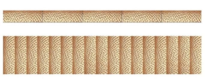 tipe bambu laminasi