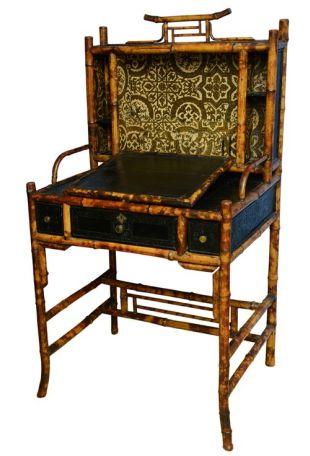 furniture kursi bambu
