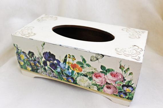 kotak tissuae decoupage