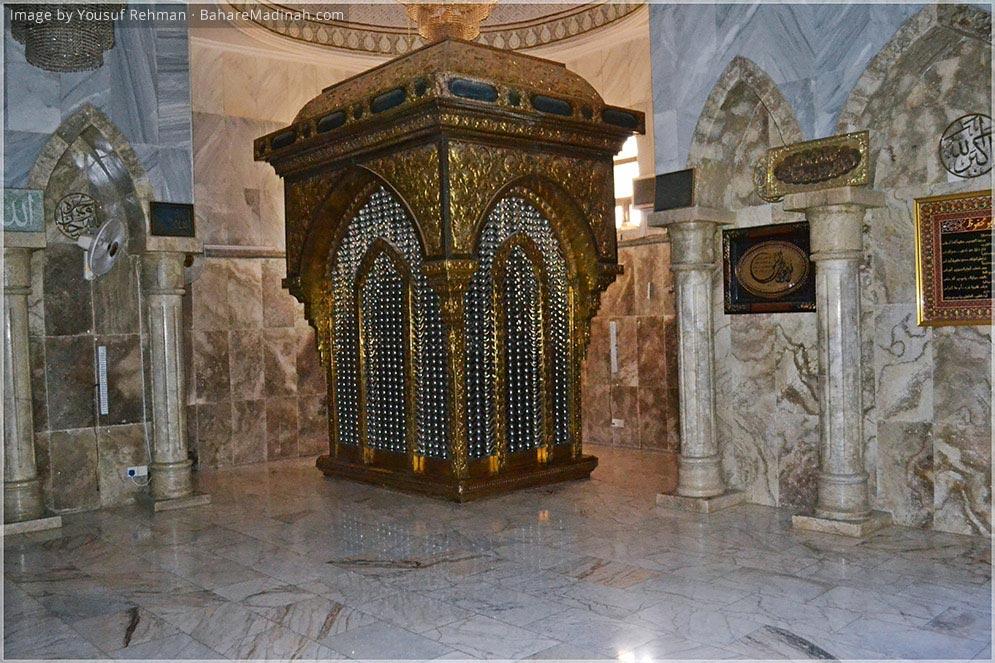 Blessed Resting Place of Shaykh Ma'ruf al Karkhi · Baghdad, Iraq (2013)