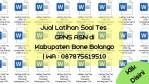 "Jual Latihan Soal Tes CPNS ASN di Kabupaten Bone Bolango | WA : <a href=""tel:087875619510"">087875619510</a>"