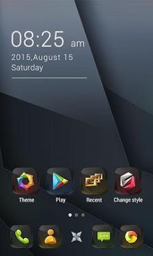 Tema Android Obsidian