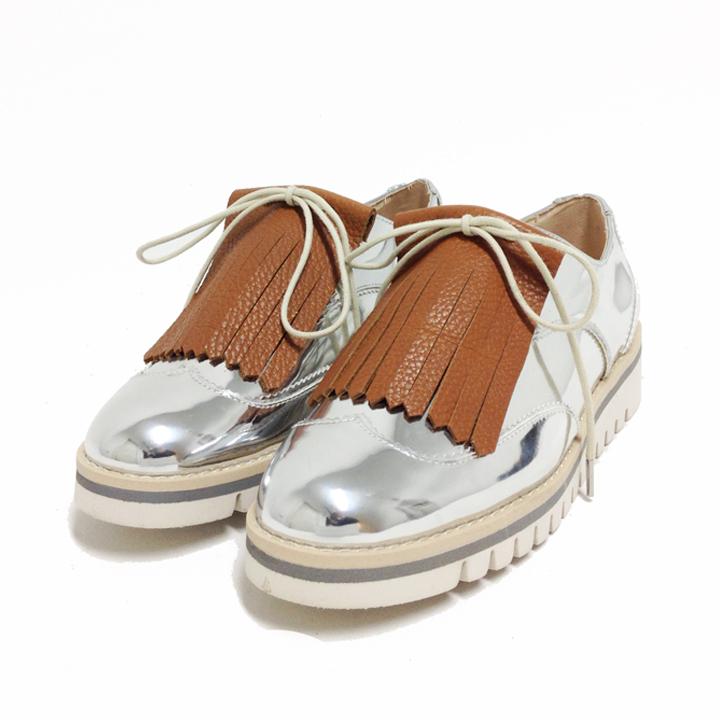 Fringes for shoes