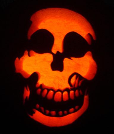 Skull'O'Lantern