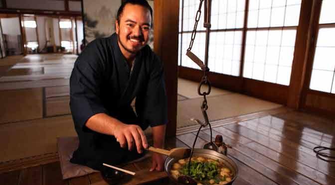 Adam Liaw vuelve a Japón para redescubrir su cocina y explicarla en TV