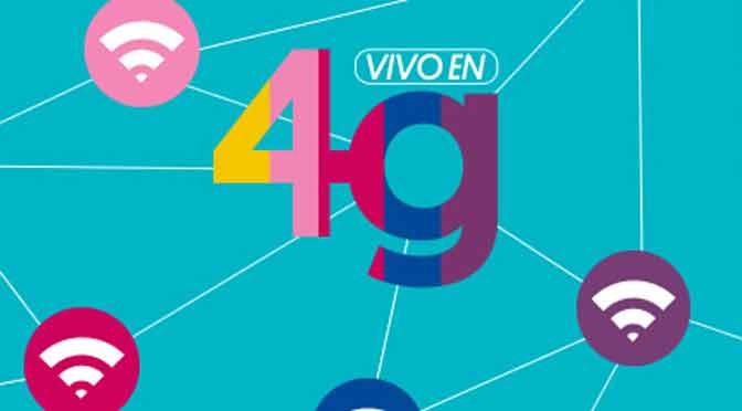 Personal ya dispone de su servicio 4G sobre la banda de 2,6 GHz