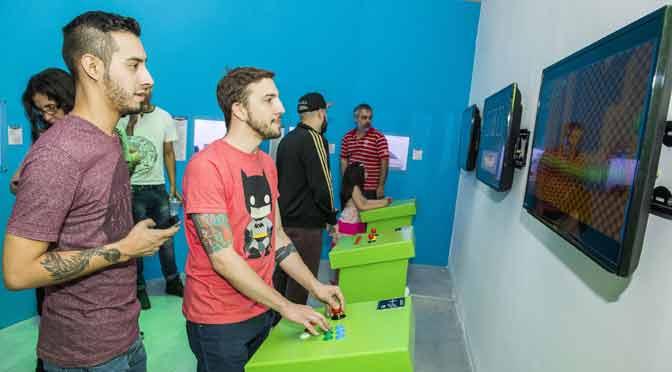 Más de 5.000 personas visitaron «Play the game» en Fundación Telefónica