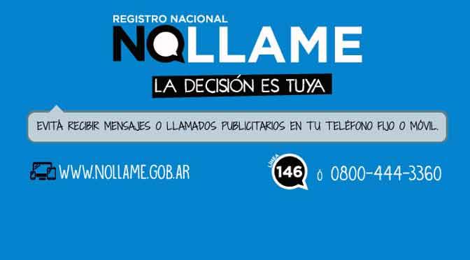 """Enseñan a empresas y «marketineros» a cumplir el Registro """"No llame"""""""