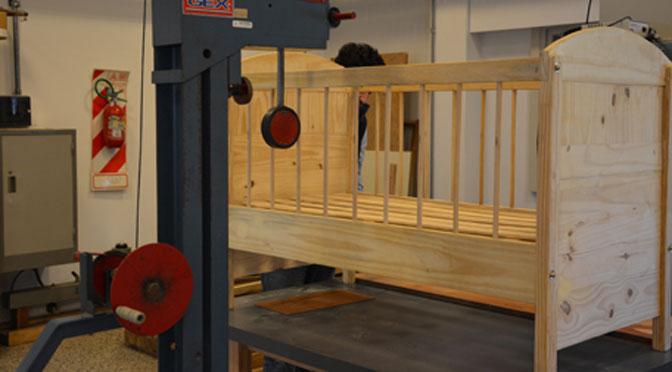 El INTI y la SAP promueven la fabricación de muebles infantiles más seguros