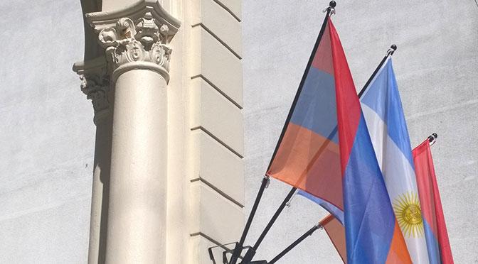 Acción armenia contra auspiciante de River Plate fue tendencia en Twitter