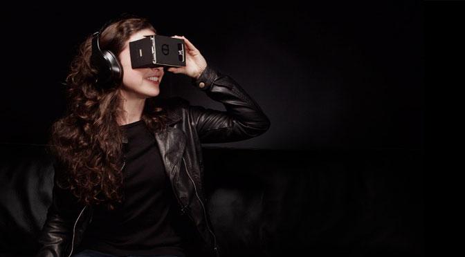 Realidad virtual aplicada en prueba de manejo de una camioneta de Volvo