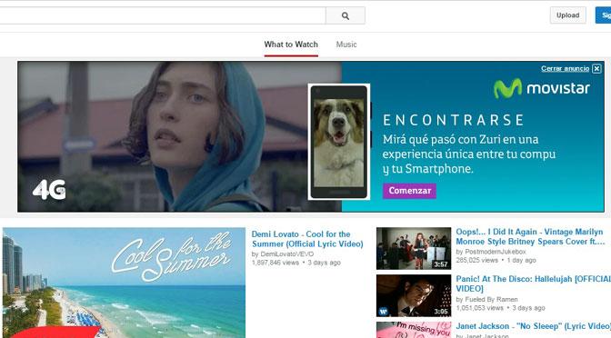 Movistar y Wunderman aplican el concepto multipantalla en YouTube