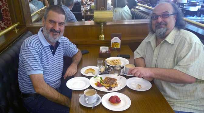 50 años, 50 amigos: Fernando Juliá