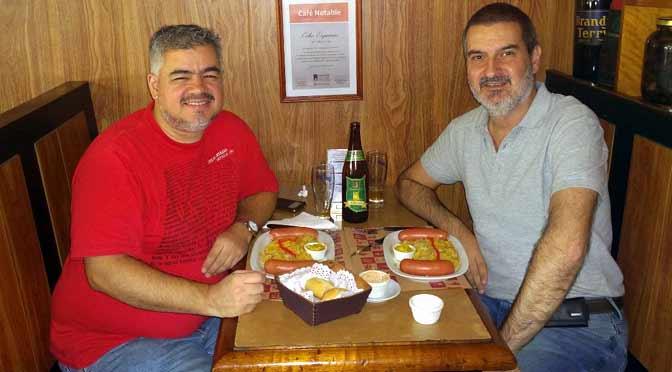 50 años, 50 amigos: Ítalo Daffra