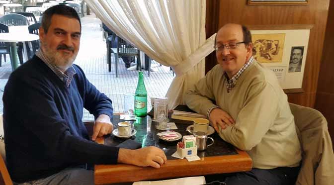 50 años, 50 amigos: Mariano de Vedia