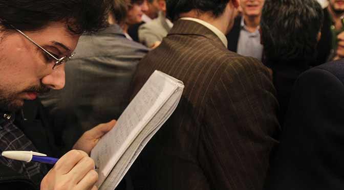 Encuesta sobre precarización de los periodistas «freelance»
