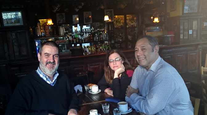 50 años, 50 amigos: Paula Scordo y José Chama