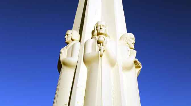 El «dream team» de los astrónomos en el Griffith Park de Los Ángeles