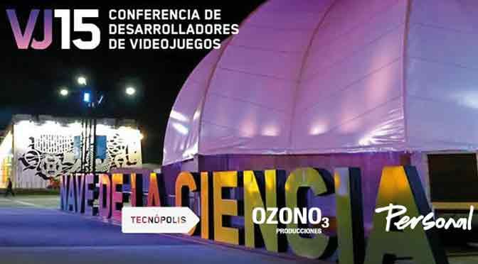 Tecnópolis recibe una conferencia de desarrolladores de videojuegos