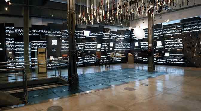 La Fundación Telefónica participará en «La noche de los museos»