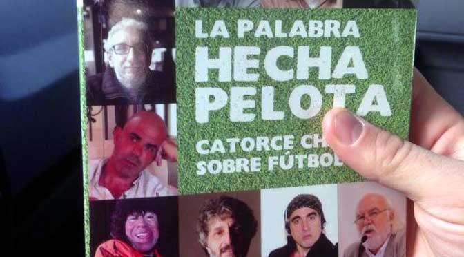 """Alejandro Duchini cuenta cómo es """"la palabra hecha pelota"""""""