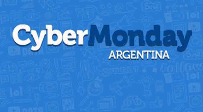 Más de 240 empresas participan en el «CyberMonday» argentino