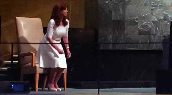 ¿Qué nos dejó Cristina Fernández de Kirchner en la silla del poder?