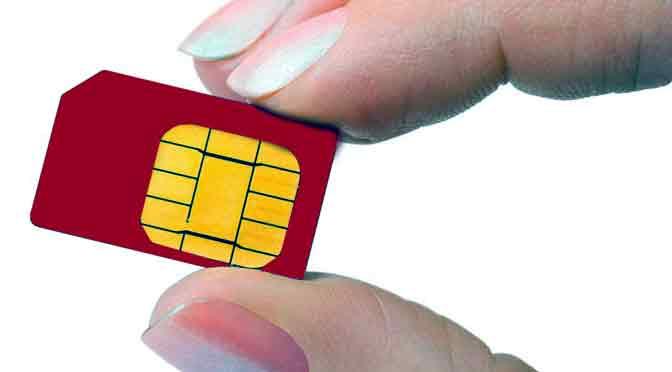 El Gobierno creará un registro nacional de «chips» de celulares