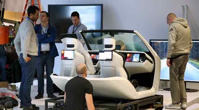 Tecnológicas anticipan un mundo repleto de objetos «inteligentes»
