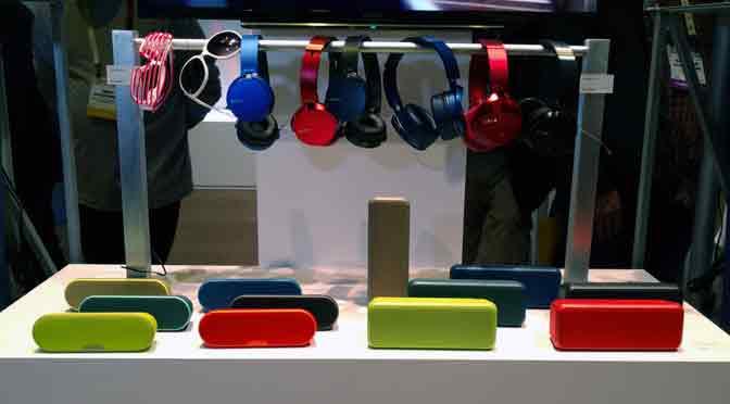 Sony y Philips reinventan el audio hogareño y portátil