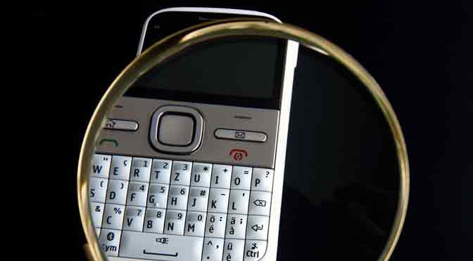 El celular de José López: la verdad al alcance de la mano