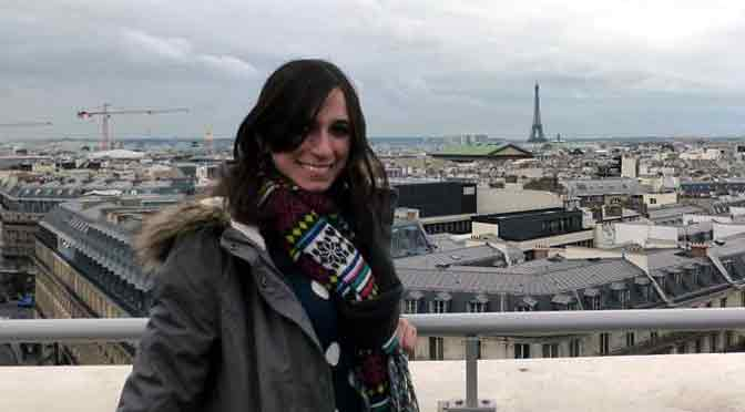Mujeres y periodistas: Agustina Ordoqui