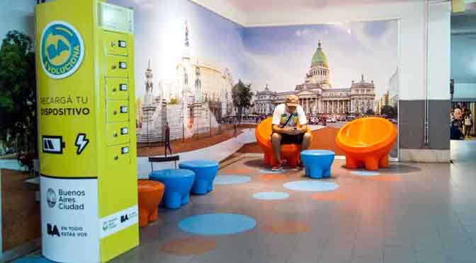 Llega el Wi-Fi libre y gratuito a la línea A del subte de Buenos Aires
