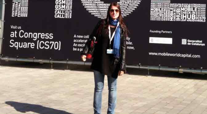 Mujeres y periodistas: Rocío Bravo