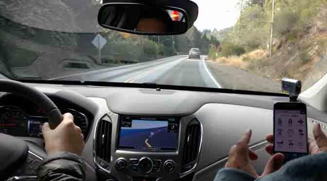 ¿Cómo es un viaje en el nuevo Chevrolet Cruze por rutas argentinas?