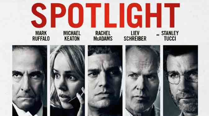 Spotlight se estrena en video bajo demanda