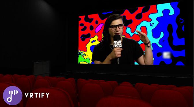 Vrtify, un «Spotify» argentino que combina realidad virtual y música y captó desde Sting a Axel