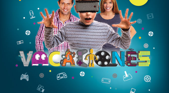 Fundación Telefónica presenta «Play the game: recargado», talleres y espectáculos gratuitos