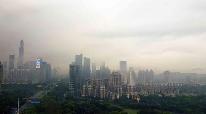 Las brumas de Shenzhen