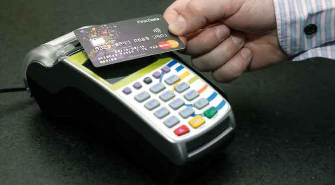 Llega a la Argentina el pago «sin contacto» de la mano de Mastercard