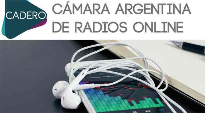 Se formó una cámara que quiere reunir a las radios argentinas en Internet