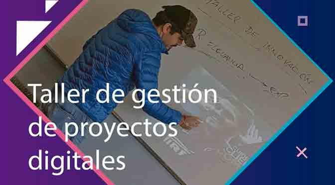 Taller de gestión de proyectos digitales de TakoLab en Buenos Aires