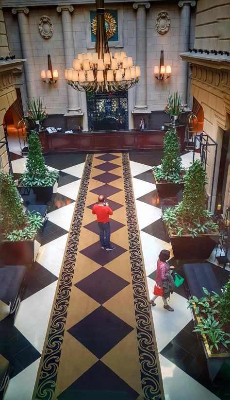 Hotel Sofitel Arroyo.