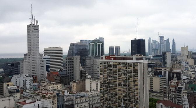 Buenos Aires desde un «Edelviews»