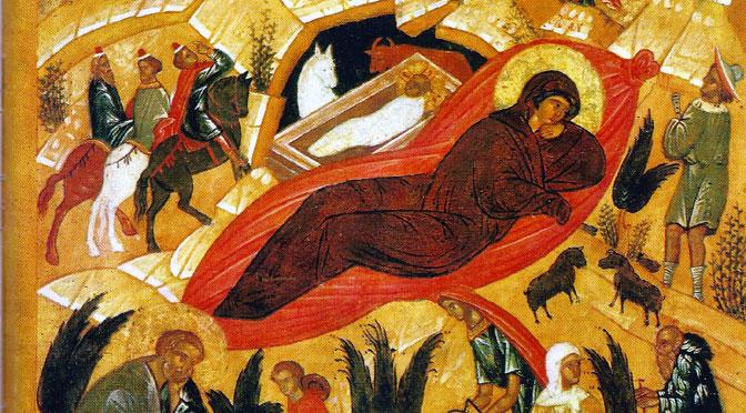 Así fue como nació Jesús